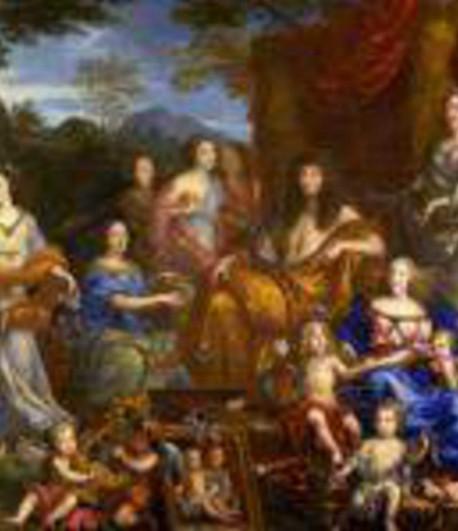 Louis XIV à Versailles