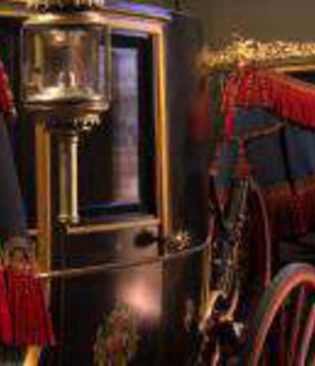 Les Carrosses : machines et objets d'art